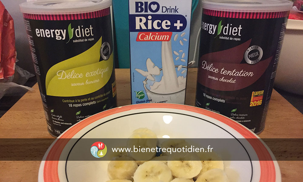 Banane Energy Diet