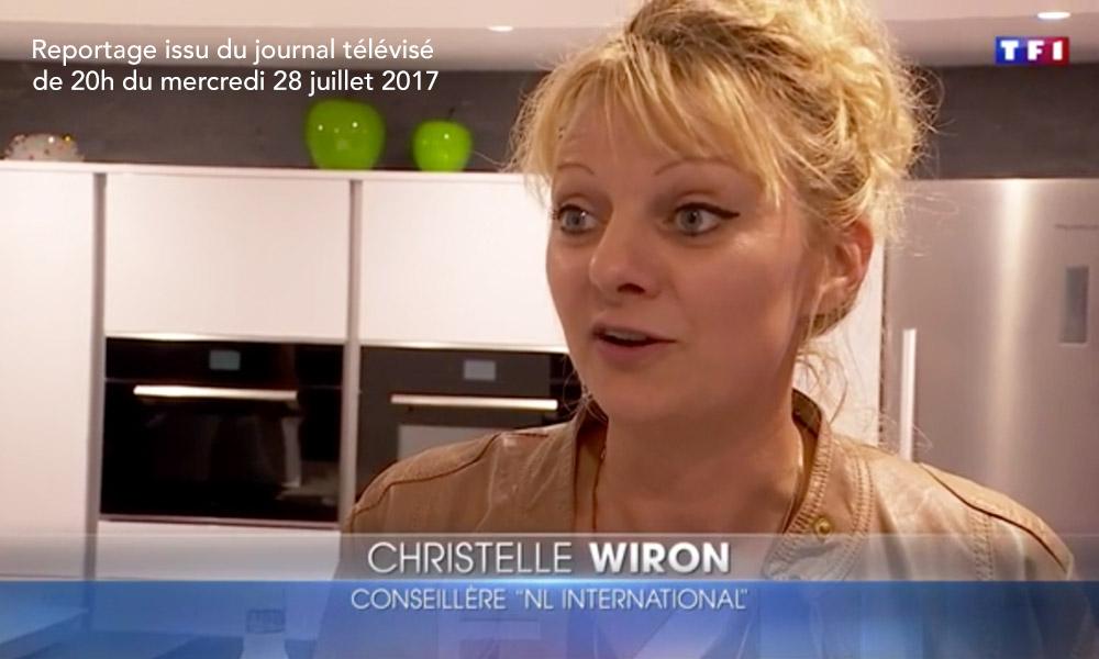 La vente à domicile en plein boom avec NL International