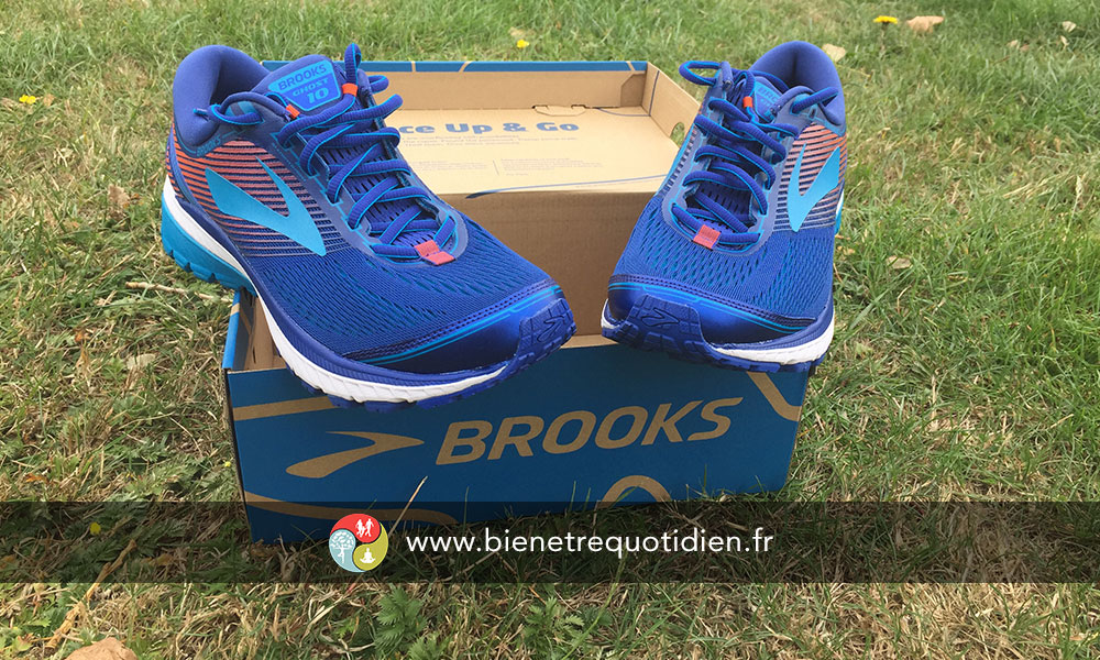 Test et avis Brooks Ghost 10