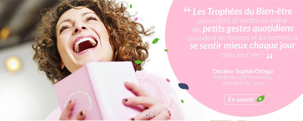 Image des trophées du bien-être by beautysané