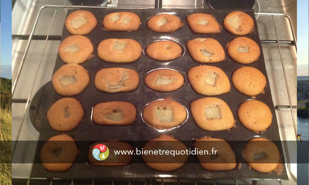 Image des madeleines Energy Diet Beautysané