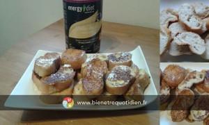 photo de la recette equilibre pain perdu bien etre quoti